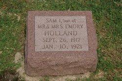 Samuel Isaac Holland