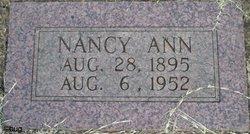 Nancy Ann <i>Wright</i> Colvin