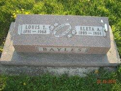 Louis Thomas Bayles