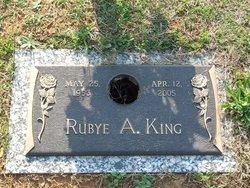 Rubye Alice King
