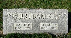 Hattie P <i>Hoover</i> Brubaker