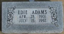 Edie Earle Adams