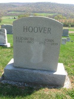 Elizabeth Metzger <i>Brumbaugh</i> Hoover