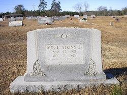 Sgt Aubie Lee Aub Atkins, Jr