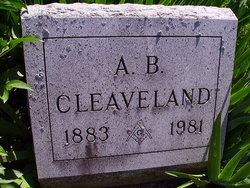 Alton Bruce Cleaveland