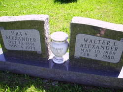 Walter Lynn Alexander