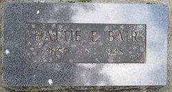 Harriet E Hattie <i>Godfrey</i> Bair