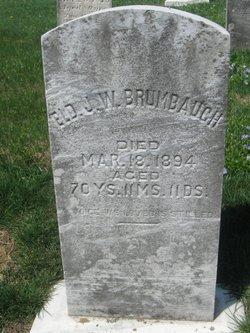 Elder John Wineland Brumbaugh