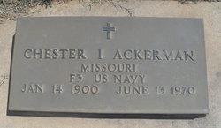 Chester Ira Ackerman