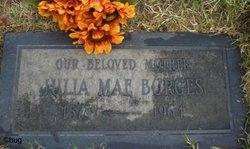 Julia Mae <i>Parman</i> Borges