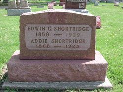 Addie <i>Hinchman</i> Shortridge