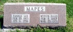 Fannie Lee Mapes
