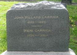 John Willard Carrick