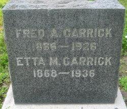 Etta <i>Mendenhall</i> Carrick