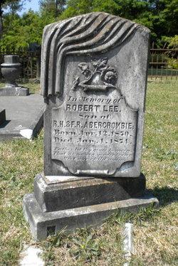Robert Lee Abercrombie