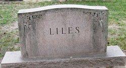 Effie <i>Horlock</i> Liles