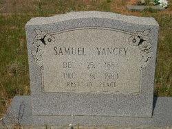 Samuel Yancey