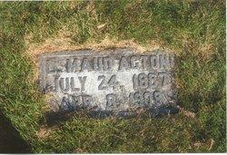 L Maude Acton