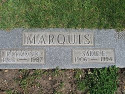 Charles Raymond Marquis