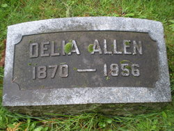 Delia <i>Cotrell</i> Allen