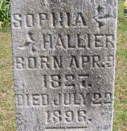 Sophia Hallier