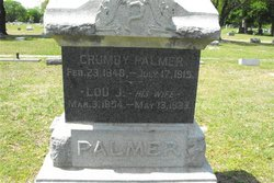 Milford Crumby Palmer