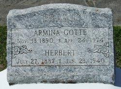 Armina <i>Gott</i> Beard