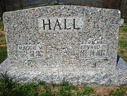 Edward D Hall