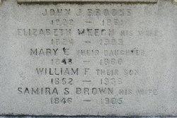 Samira S. Myra <i>Brown</i> Brooks