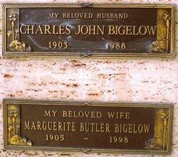 Marguerite <i>Butler</i> Bigelow