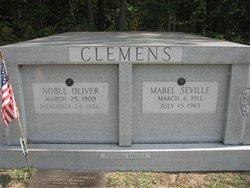 Mabel <i>Seville</i> Clemens