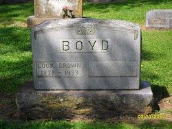 Lock Brown Boyd, Jr