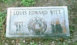 Louis Edward Witt, Sr