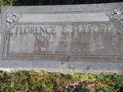 Florence Elizabeth <i>Berry</i> Fulford