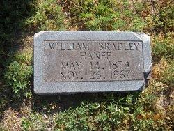 William Bradley Hanff, Sr