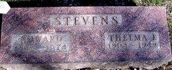 Thelma J. <i>Haas</i> Stevens