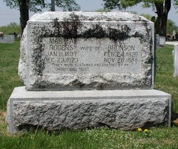Mary Ann <i>Rogers</i> Bronson