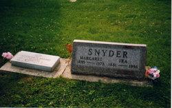 Margaret Jane <i>Place</i> Snyder