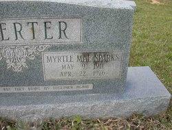 Myrtle Mae <i>Sparks</i> Alberter