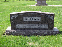Donald W. Brown