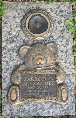 Jarrod C Alexander