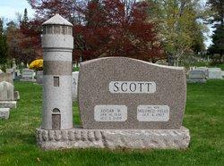 Edgar W Scott