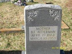 Bertha Ellen <i>Finn</i> Alderman