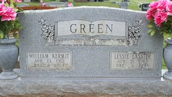 Lessie <i>Lasater</i> Green