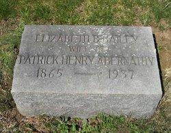 Elizabeth B <i>Bailey</i> Abernathy