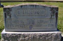 Leila May <i>Lewis</i> Dulcich