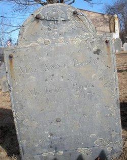 Anne <i>Longfellow</i> Poor
