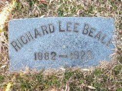Col Richard Lee Beale, Sr