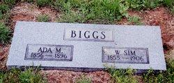 Ada <i>Mayberry</i> Biggs
