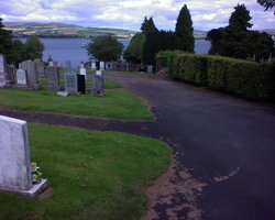 Port Glasgow Cemetery
